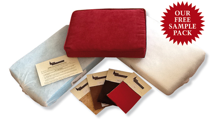 Church Cushion Co Sample Pack